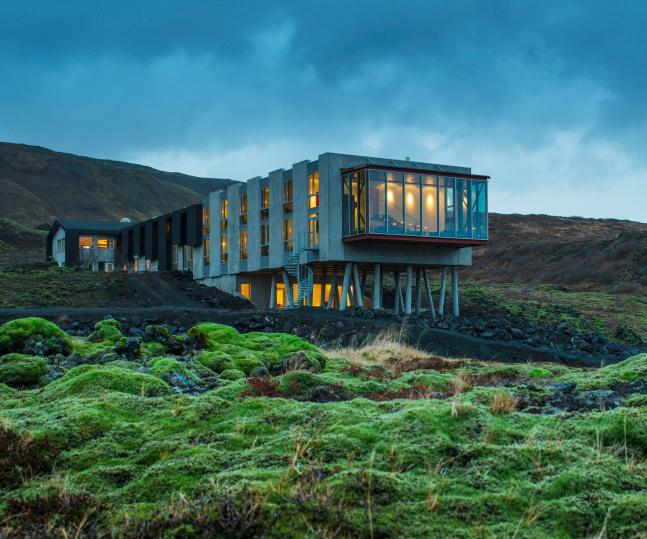 Star Hotels In Reykjavik Iceland