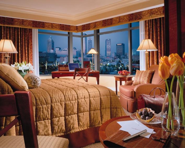 Best luxury hotels in atlanta for Cheap luxury hotels