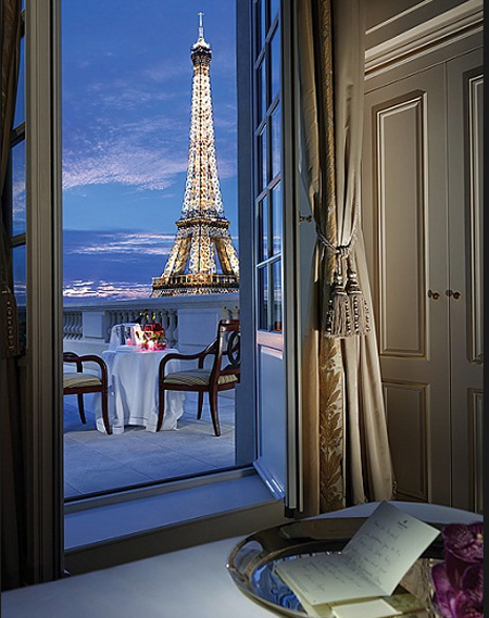 Best luxury paris hotels for Luxury hotels paris france